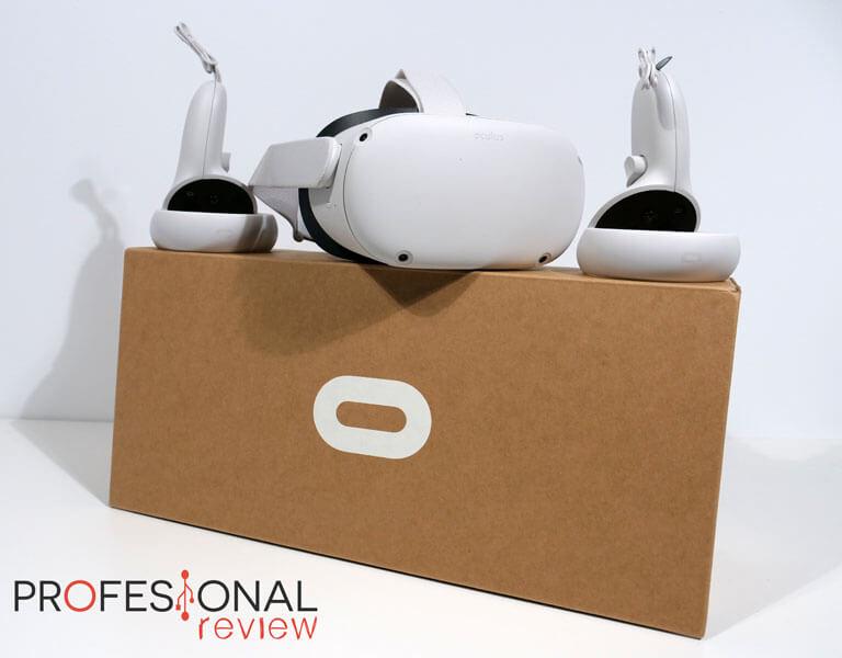 Oculus Quest 2 análisis