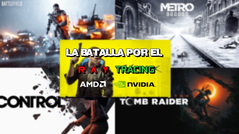 rx 6000 ray tracing NVIDIA