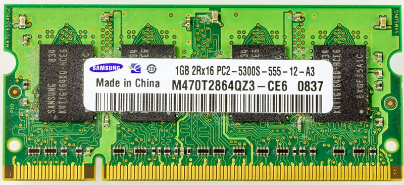 samsung DDR2