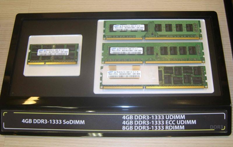DDR3 Samsung