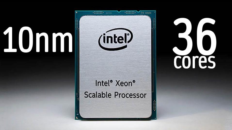 Intel xeon ice lake sp