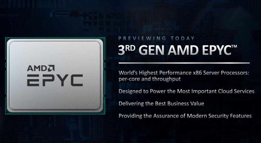 AMD EPYC Milan