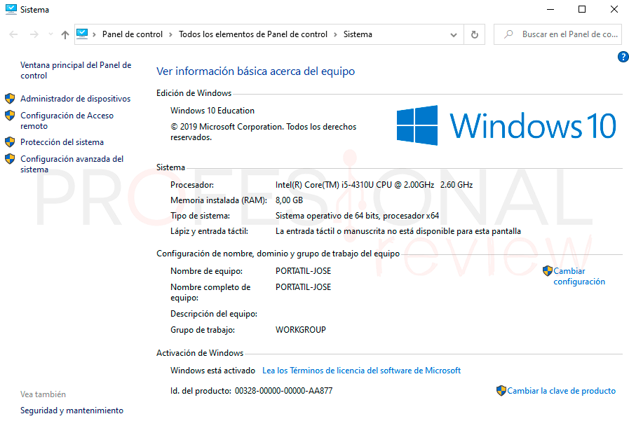 Aumentar la memoria RAM paso01