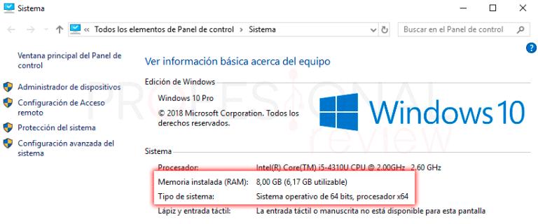 Aumentar la memoria RAM paso03