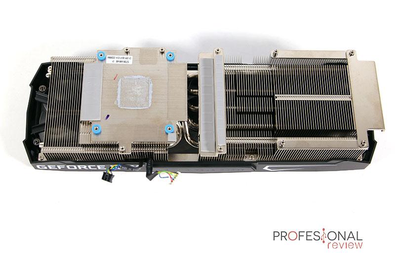 KFA2 GeForce RTX 3080 SG Disipador