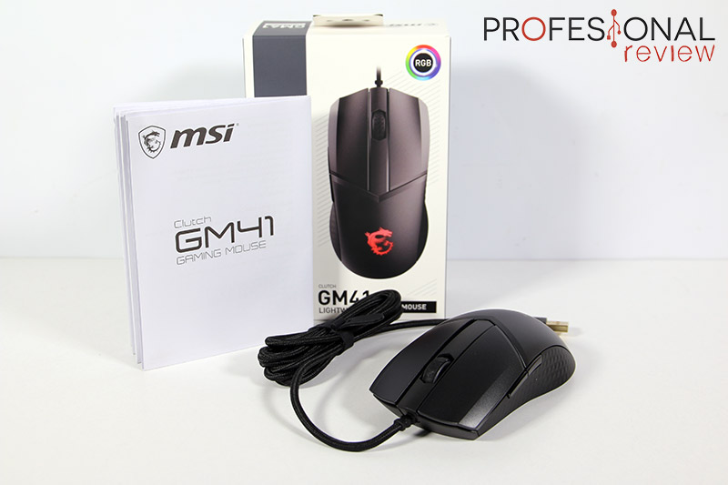 MSI Clutch GM41 Lightweight Review