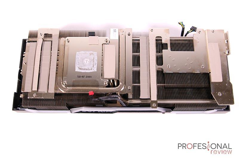 MSI RTX 3090 SUPRIM X Disipador