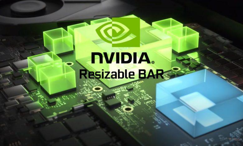 NVIDIA Resizable BAR