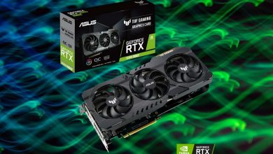 RTX 3060 Ultra ASUS