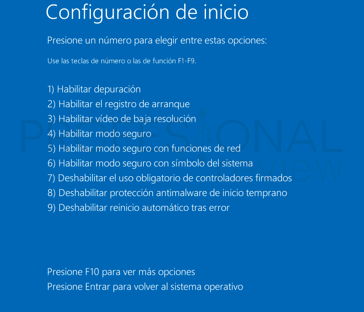 System Service Exception paso01