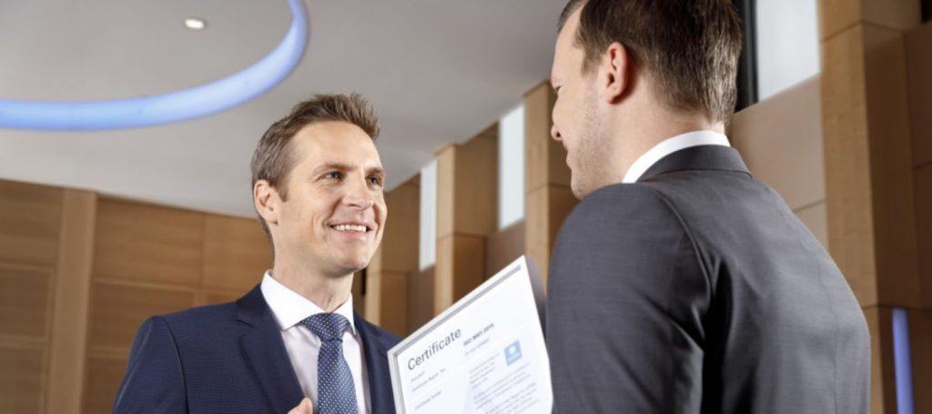 TÜV Rheinland certificaciones