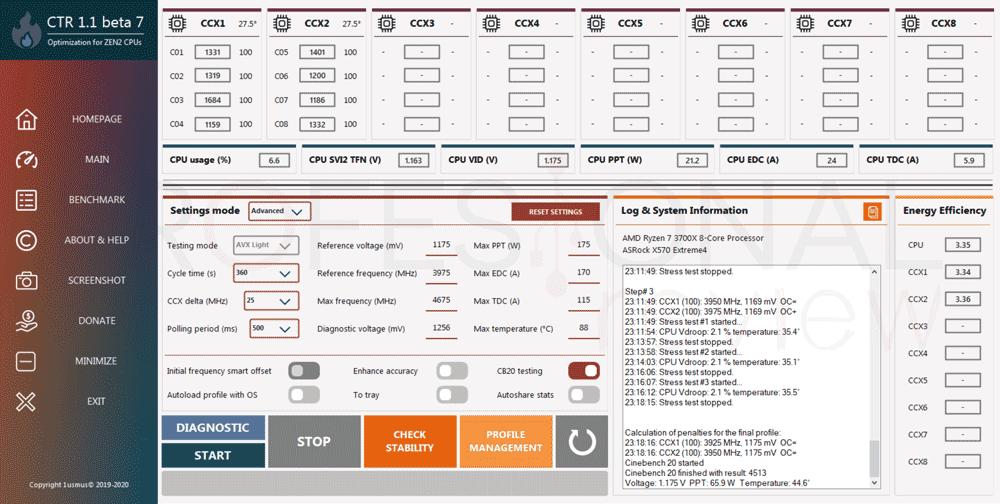 undervolting a AMD Ryzen 3000 paso08