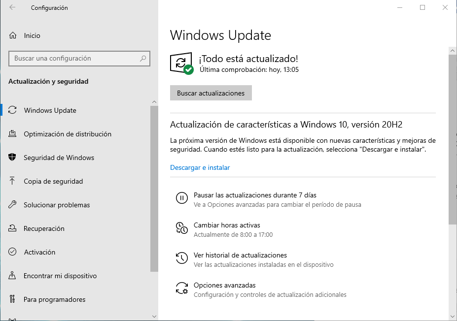 qué hacer después de instalar Windows 10 paso02
