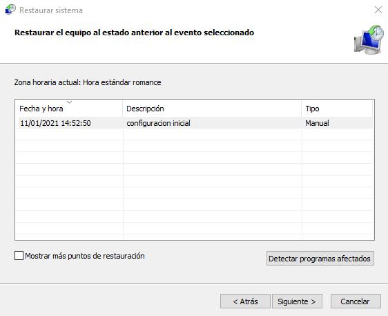 qué hacer después de instalar Windows 10 paso10