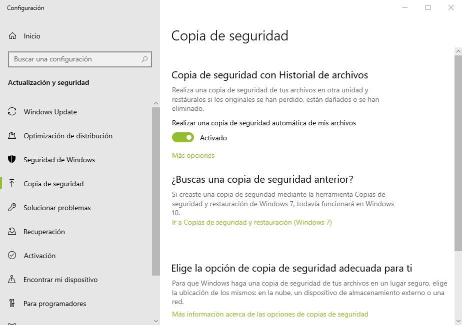 qué hacer después de instalar Windows 10 paso12