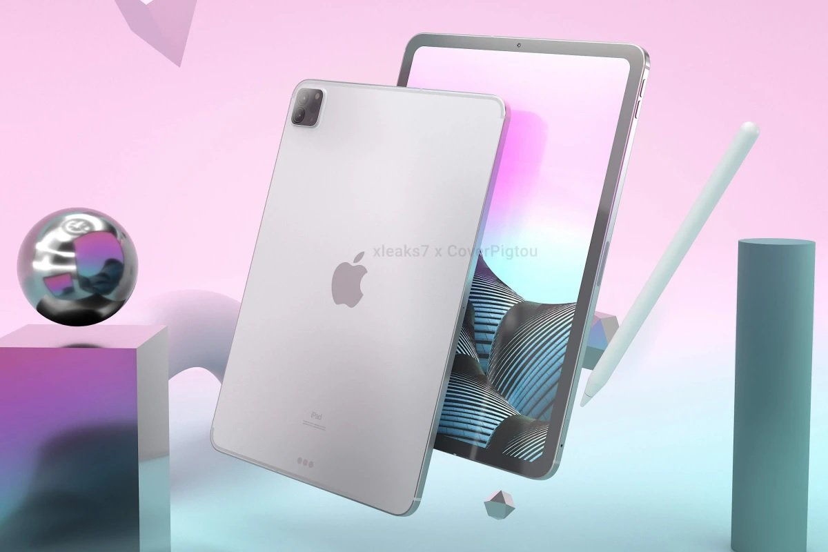 Apple presentaría tres nuevos iPad en su evento mañana