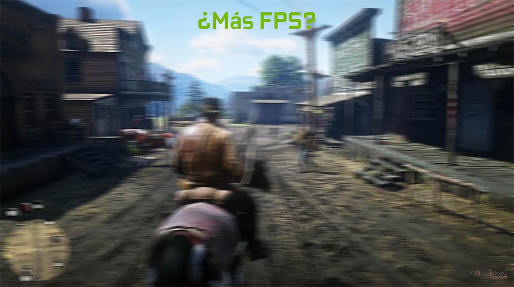 FPS NVIDIA portátiles
