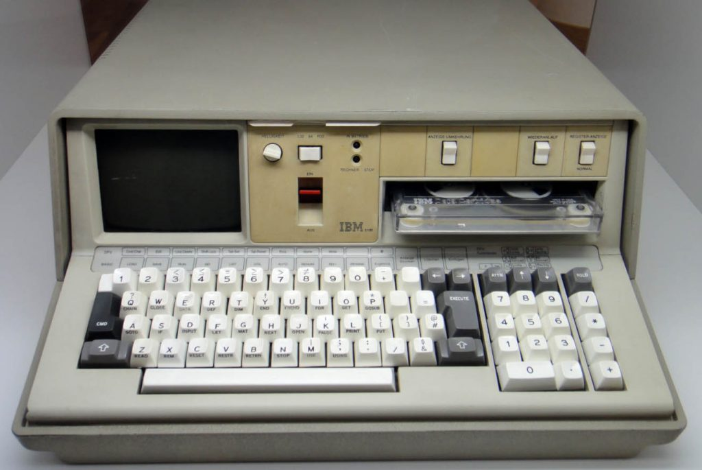 IBM 5100 portable
