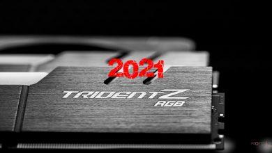 precio memoria RAM 2021