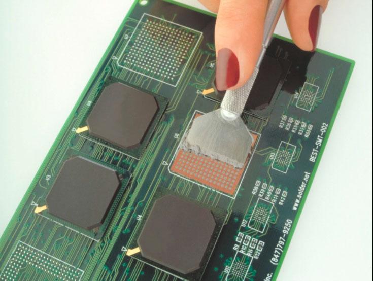 BGA en procesadores