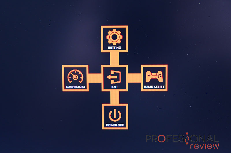 AORUS FI27Q-X OSD