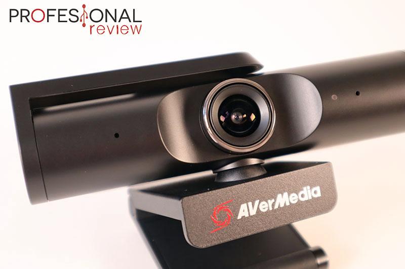 webcam Avermedia live streamer