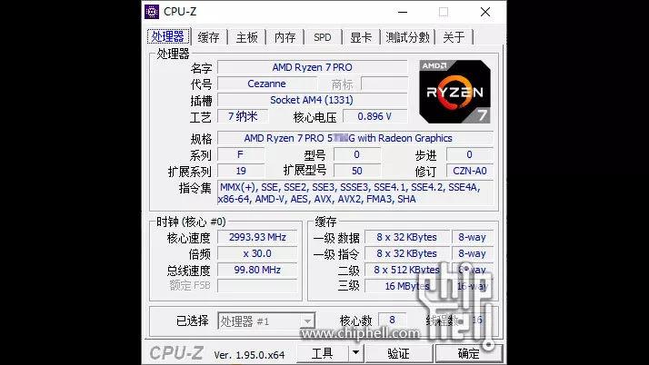 Ryzen 7 Pro 5750G