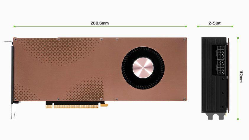 RTX 3090 Blower Edition