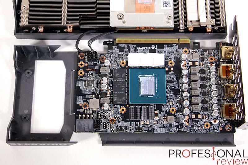 Gigabyte RTX 3060 EAGLE 12G PCB