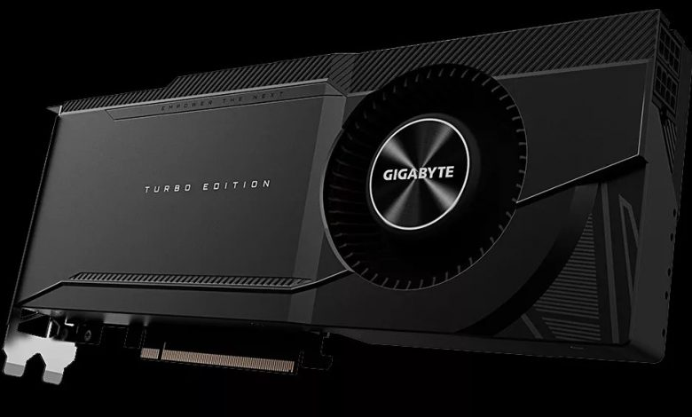 GeForce RTX 3090 GIGABYTE
