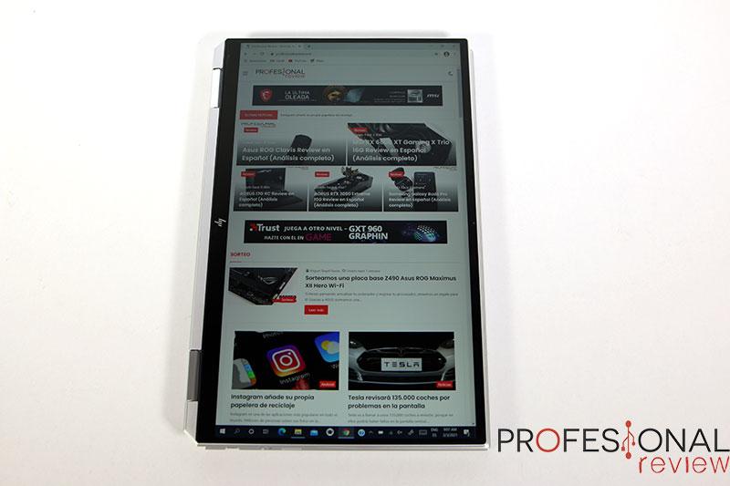 HP Spectre X360 13 Hardware
