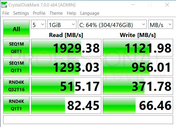 HP Spectre X360 13 SSD