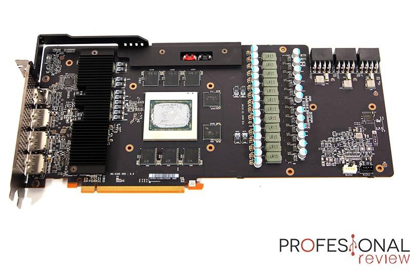 MSI RX 6900 XT Gaming X Trio PCB