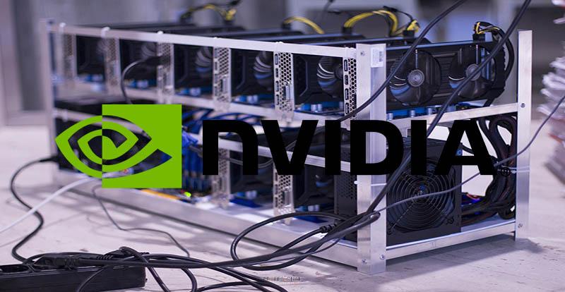 nvidia mining