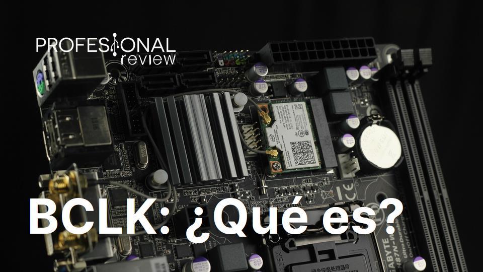 Que es el BCLK y para que sirve