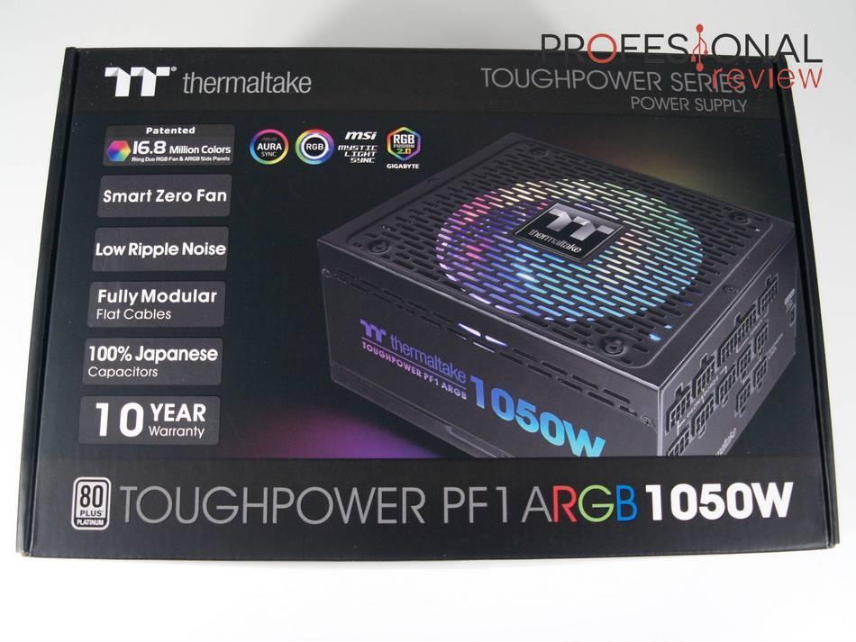 Thermaltake Toughpower PF1 ARGB 1050W