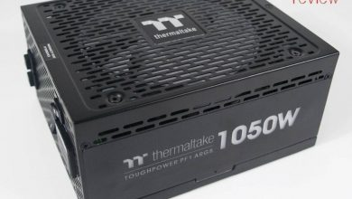 Thermaltake Toughpower PF1 ARGB 1050W