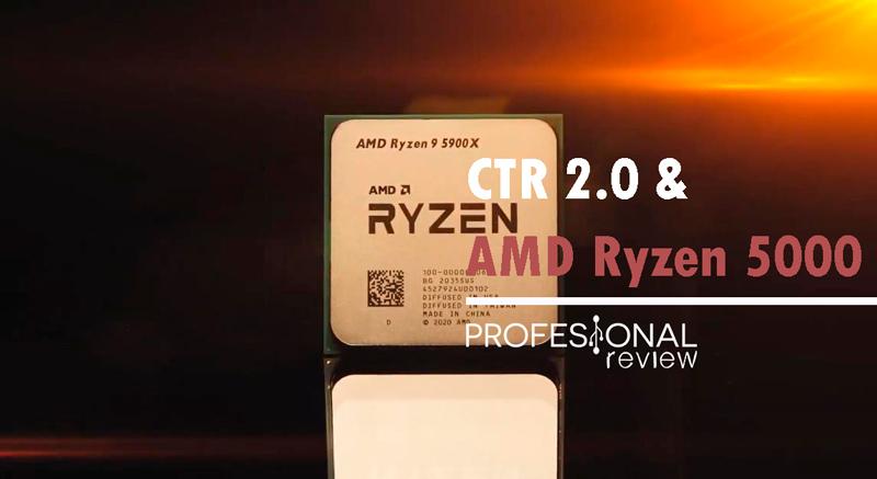 Undervolting a CPU AMD Ryzen 5000
