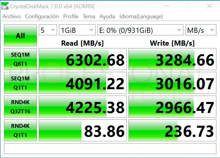 Western Digital Black SN850 Benchmarks