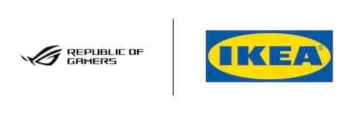 Asus ROG e Ikea