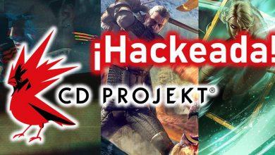 cd projekt red hackeada
