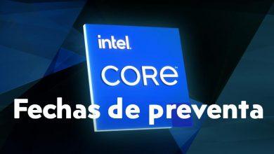 Fechas de preventa procesadores Intel Rocket Lake-S