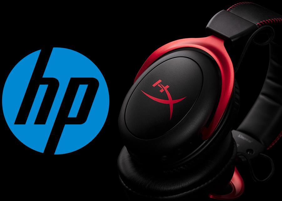 HP compra HyperX