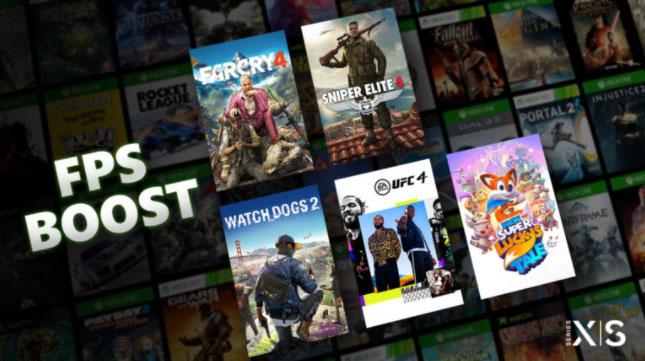 microsoft fps boost juegos