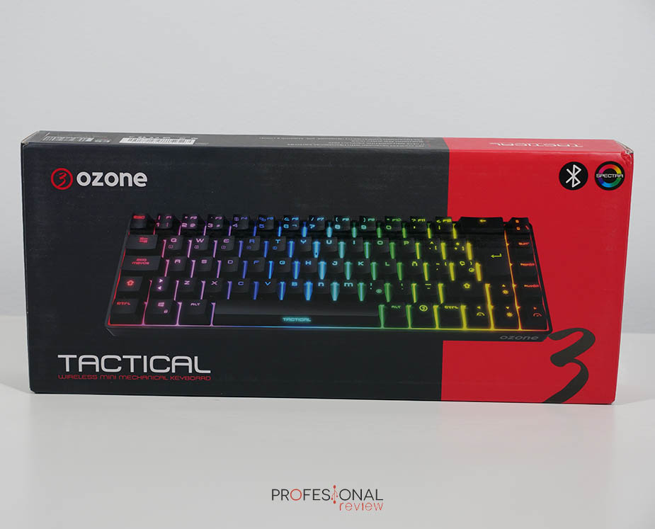 ozone tactical caja
