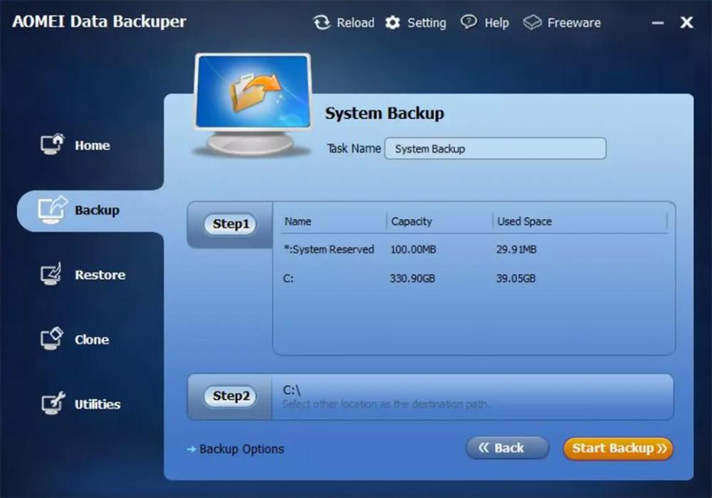 programa copias de seguridad gratis