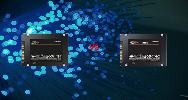 samsung 860 EVO vs 870 EVO