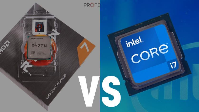 AMD Ryzen 7 5800X vs Intel Core i7 11700K