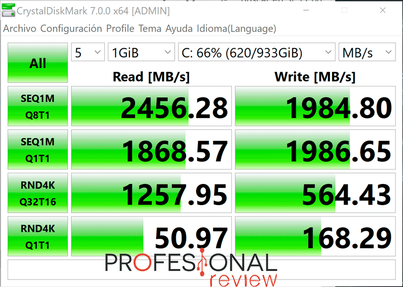 Asus ROG Flow X13 Supernova SSD