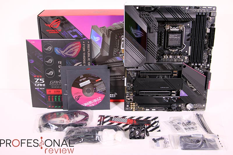 Asus ROG Strix Z590-E Gaming WiFi Review